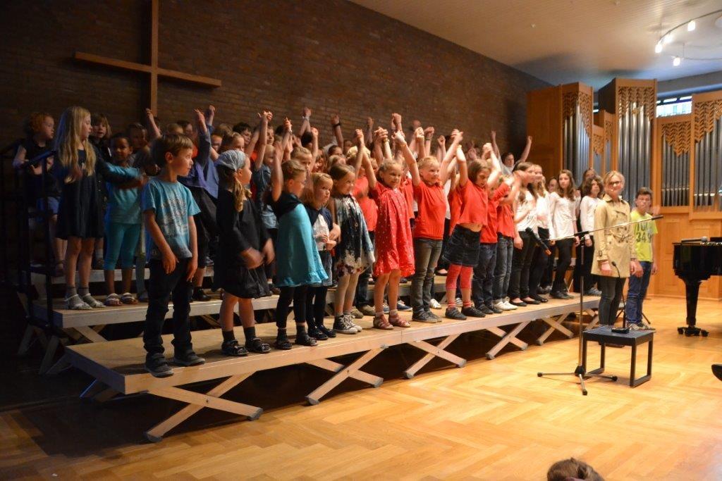 Kinderbriefe An Gott : Kinderchöre im portrait evangelische kirchengemeinde